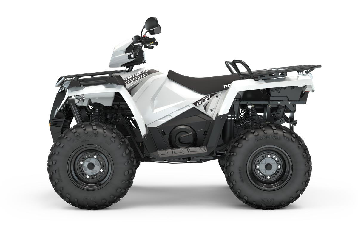 SPORTSMAN 570 EPS AGRI SPECIAL EDITION