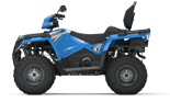 quad Sportsman® Touring 570 EPS